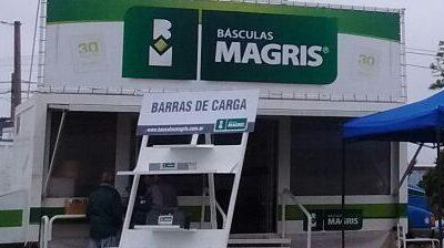 Básculas Magris participó de la 91° Exposición Rural de Santa Rosa