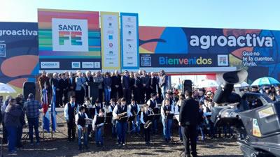 AgroActiva se realizará del 6 al 9 de junio en Armstrong, Santa Fe.
