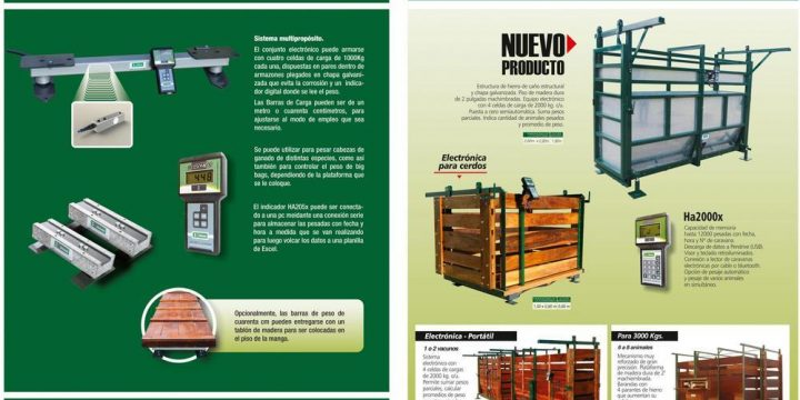 Importantes descuentos en balanzas para hacienda en Agroactiva 2019