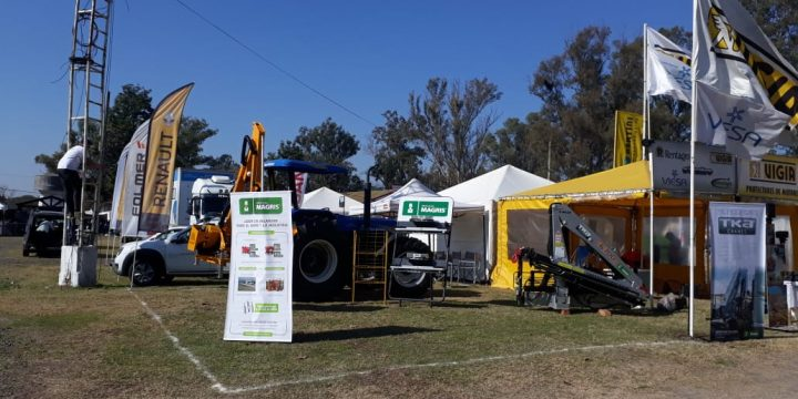 Magris y TKA en Expo-Rural de Villaguay 2019
