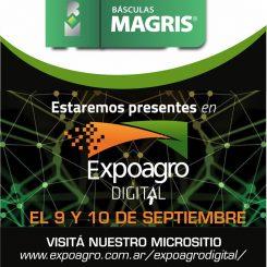 Magris en Expoagro Digital
