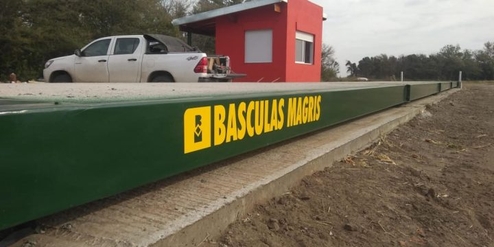 Basculas Magris ofrece fuertes descuentos en balanzas para hacienda y camiones